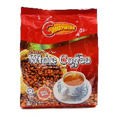 COMBYWIDE Premix Ipoh White Coffee (Charcoal Roasted Rich)