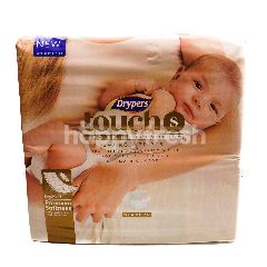 Drypers Touch New Born Baby Diaper (70's)