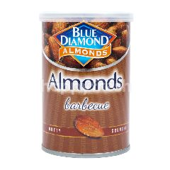 Blue Diamond Kacang Almond Panggang Barbeque