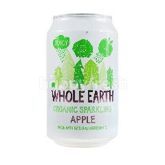 Whole Earth Lightly Sparkling Organic Apple Drink