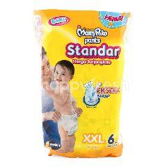 MamyPoko Popok Celana Bayi Standar Ukuran Mini XXL