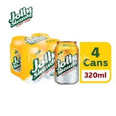Jolly Shandy Can (320ml x 4)