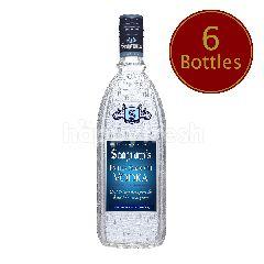 Seagrams Vodka 6 Bottles