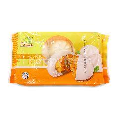 Kawan Curry Potato Bun (6 Pieces)