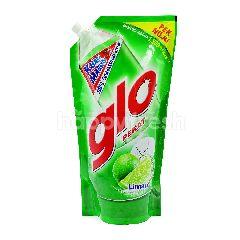 Glo Dishwashing Liquid Lime