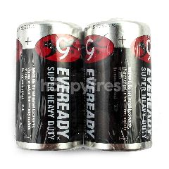 Eveready Super Heavy Duty Black
