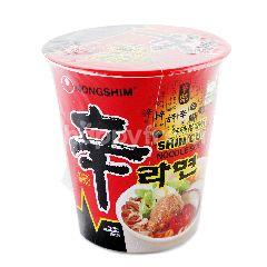 Nong Shim Shin Cup Noodle Soup