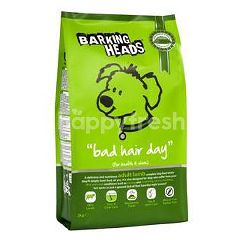 Barking Heads Bad Hair Day - Adult Lamb 2Kg