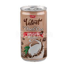 ยูเอฟซี เวลเว็ท เครื่องดื่มน้ำนมมะพร้าวรสช็อกโกแลต