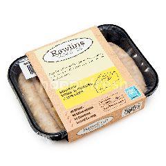 Smoked Pork & Cheese Sausage