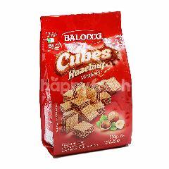 Balocco Cube Hazelnut Cream Wafers