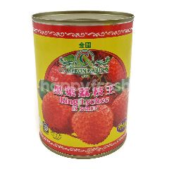 Cameron Garden King Lychee In Syrup