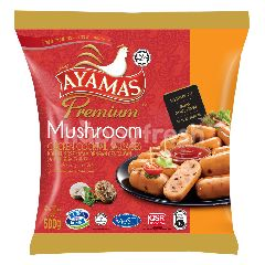 Ayamas Premium Mushroom Chicken Cocktail Sausages