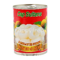 Sultana Longan In Syrup