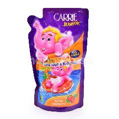 Carrie Junior Joyful Rapsberry Baby Hair & Body Wash
