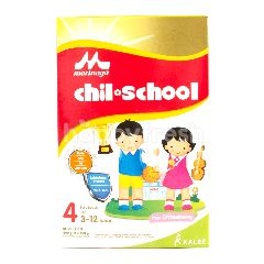 Morinaga Chil School 4 Susu Bubuk Rasa Stroberi