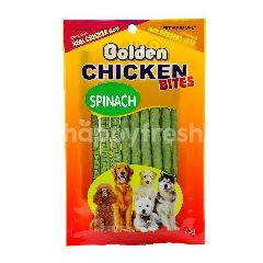Golden Golden Chicken Bites ( Spinach)