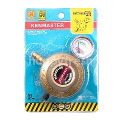 Kenmaster Regulator Aman + Meteran