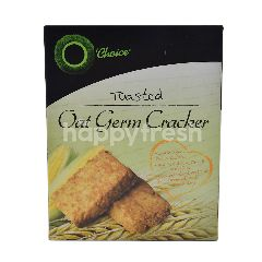 O' Choice Toasted Oat Germ Cracker