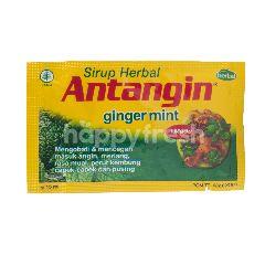 Antangin Sirup Herbal dengan Madu