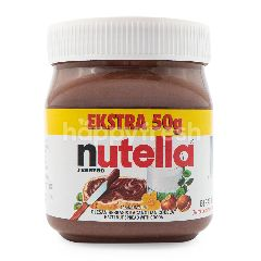 Nutella Ferrero Selai Kacang Hazel dan Kakao