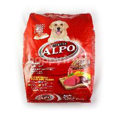 Alpo Adult Dog Food With Beef Liver & Vegetables