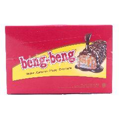 Beng-Beng Wafer Cokelat dengan Sereal