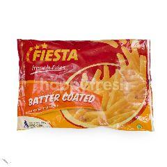 Fiesta Kentang Goreng Lapis Bumbu
