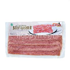 Metzger Daging Sapi Asap Rasher
