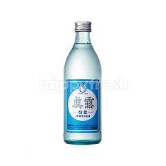Jinro Blue Soju Liqour