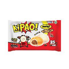 Kipao! Pao Mini Rasa Daging Sapi