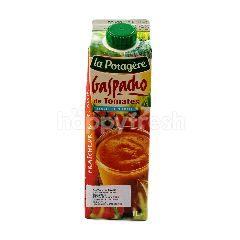 La Potagere Gaspacho de Tomates Sup Tomat dan Sayuran