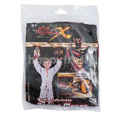 Bima-X Sarung Tinju Mainan
