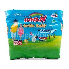 Goo.N Smile Baby Popok Celana Bayi Ukuran XXL