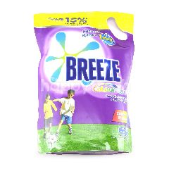 Breeze Detergent Liquid Color Care Refill Pack 1.8kg