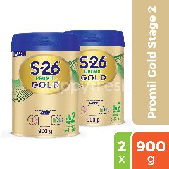 S-26 Promil Gold Stage 2 Twinpack