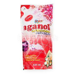 Aganol Pembersih Lantai Anti Bakteri Floral