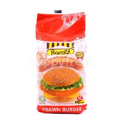 Ramly Prawn Burger (10 Pieces)