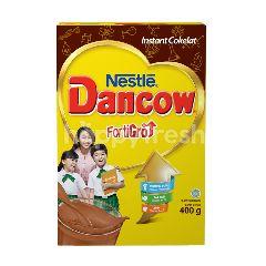 Dancow Enriched Susu Bubuk Instan Rasa Cokelat