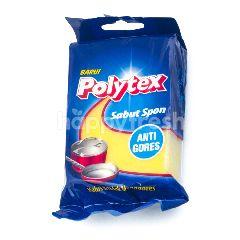 Polytex Sabut Spon Anti Gores