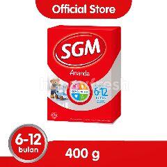 SGM Ananda 2 Susu Formula Bayi 6-12 Bulan