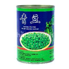 IKPS Kacang Polong dalam Larutan Garam