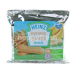Heinz Makanan Ringan Biscotti Pisang