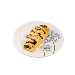 Roti Keju Cokelat