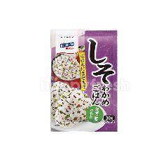 Hagomoro Wakame Make Gohan Shiso