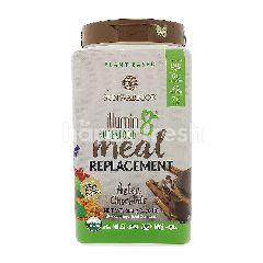 ซันวอร์ริเออร์ อิลูมิน 8 ผลิตภัณฑ์ทดแทนมื้ออาหาร รสแอซเทค ช็อกโกแลต