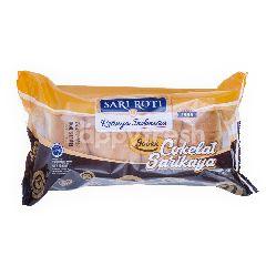 Sari Roti Roti Sobek Isi Selai Srikaya dan Cokelat