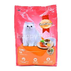 Smartheart Adult Cat Food - Salmon