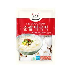 Chongga Rice Cake (Sliced Type)