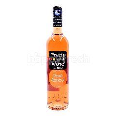 Mongicale Rose Abricot Wine